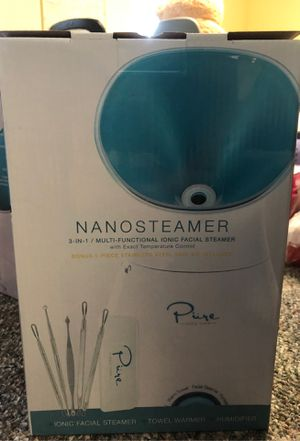 Nano facial steamer for Sale in West Linn, OR