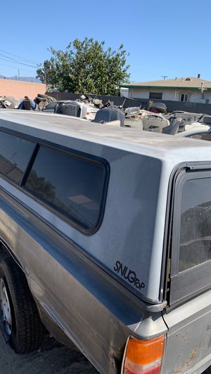 Camper shell for small pick up truck long bed for Sale in Fontana, CA
