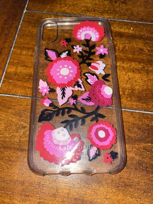 iPhone XS Max Kate Spade case for Sale in Fairview, OR