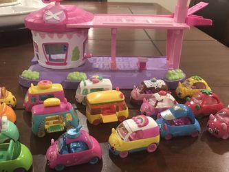 Shopkins Cutie Car Lot for Sale in Denair,  CA