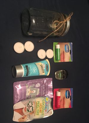 Relaxation Jar + Hand Sanitizer for Sale in Vista, CA