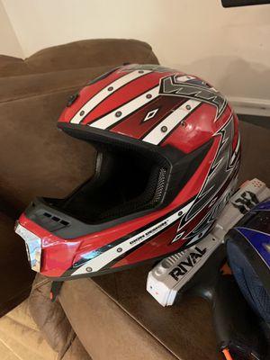 Small dirt bike helmet for Sale in McKnight, PA