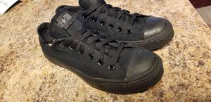 Converse black size 7 men for Sale in Phoenix, AZ