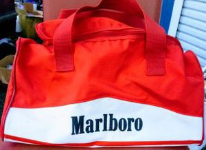 Vintage Marlboro duffle bag in excellent condition for Sale in Medford, OR
