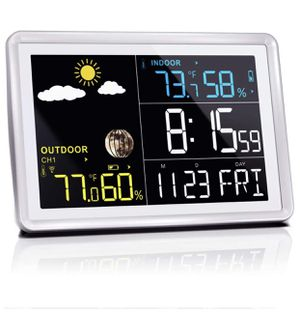 Wireless Indoor/Outdoor Thermometer for Sale in Plantation, FL