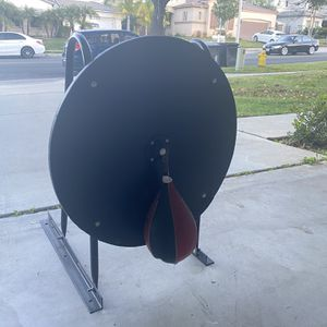 Speed Bag Punching Bag for Sale in Corona, CA