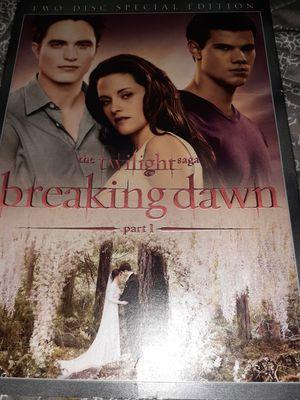 Breaking Dawn movies for Sale in Easley, SC