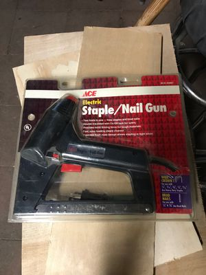 Electric staple/ nail gun for Sale in Hayward, CA