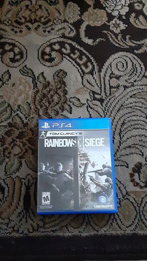 Ps4 game for Sale in North Las Vegas, NV