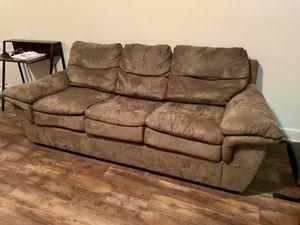 Sofa Bed & Loveseat FREE for Sale in Denver, CO