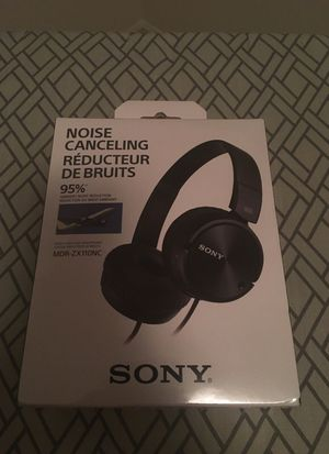 Sony Noise Canceling headphones for Sale in Lanham, MD
