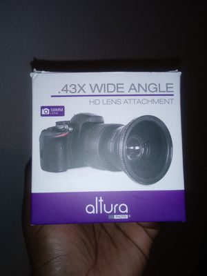 Wide angle lens for Sale in Gilbert, AZ