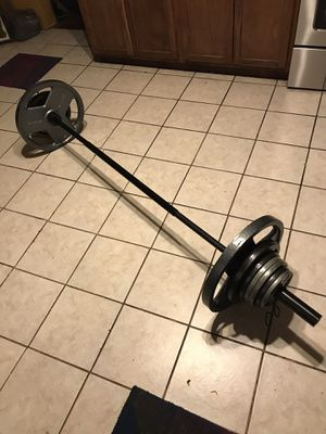 225 lb Olympic Weight Set for Sale in CORNWALL Borough, PA