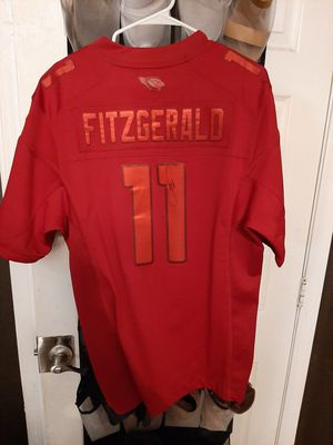 Larry fitzgerald mens jersey $100 OBO for Sale in Phoenix, AZ
