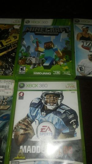 video games a lot more to see for Sale in Fresno, CA