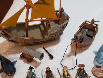 Pirate Toys Lot for Sale in Auburndale,  FL