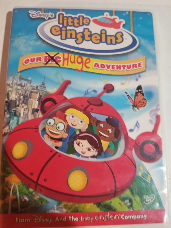 Little Einstein DVD