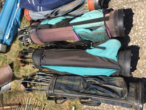 Golf bags and clubs for Sale in Brooklyn, OH