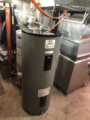 Rheem electric water heater (80gal) for Sale in Lawrence, MA