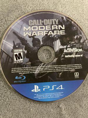 New Modern Warfare for Sale in Pomona, CA