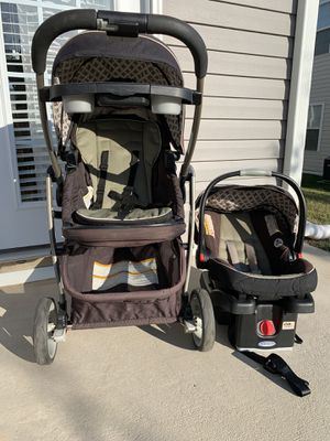 Graco Stroller + Car Seat Combo for Sale in Greensboro, NC