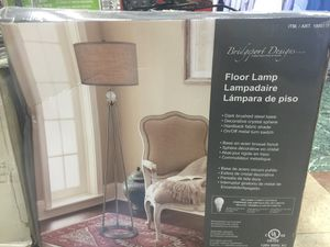 Bridgeport Designs Floor Lamp for Sale in Monterey Park, CA