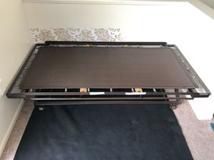 Twin size metal bed frame for Sale in Dublin, OH