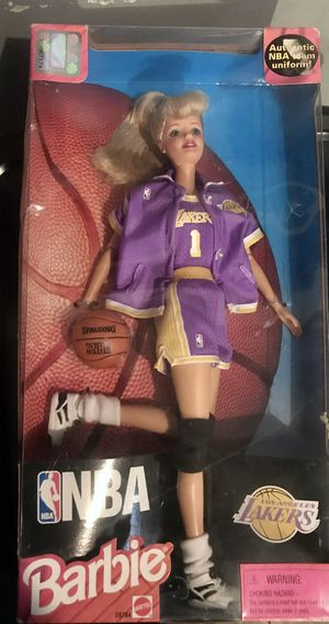 New Los Angels Lakers Barbie for Sale in Los Angeles, CA