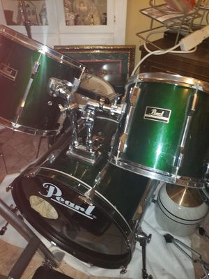 Professional Pearl Drumset for Sale in Montpelier, MD