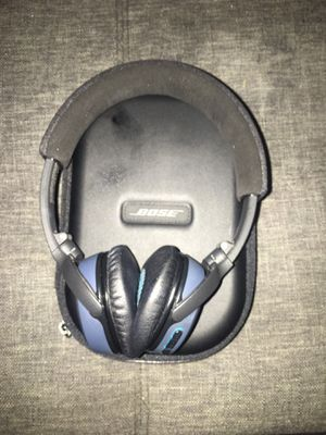 Perfect condition Bose sound link on ear Bluetooth headphones for Sale in San Francisco, CA