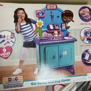 Doc Mcstuffins Get Better Checkup Center for Sale in Minneapolis, MN