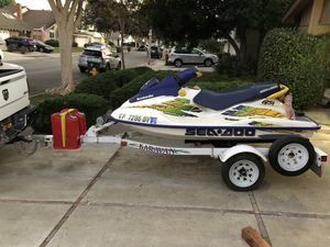 Seadoo GSI NEAR PERFECT CONDITION!! for Sale in Tustin, CA
