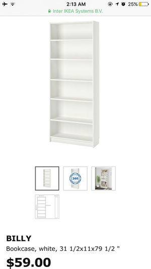 Ikea bookcase / bookshelve for Sale in Vienna, VA