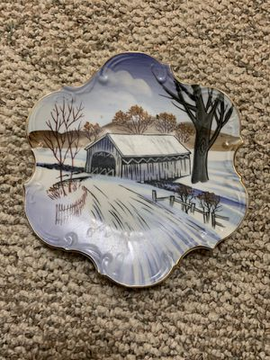 Antique Plate for Sale in MARRIOTTSVL, MD