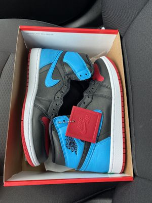 Jordan 1 Unc to chi for Sale in Houston, TX