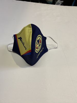 Club America Face Mask Navy for Sale in Santa Ana, CA