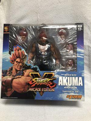 Akuma Nostalgic Costume Street Fighter V Arcade Edition Storm Collectibles for Sale in La Habra, CA