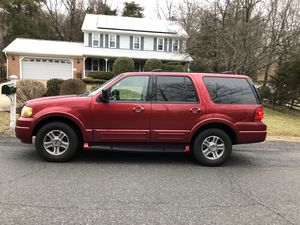 05 Ford Expedition Eddie Bauer, fully loaded for Sale in Alexandria, VA