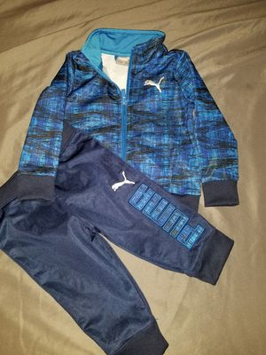 Boys PUMA tracksuit 12 months for Sale in Gresham, OR