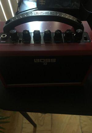 Boss kitana amplifier for Sale in Greenbelt, MD