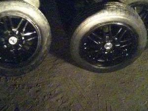 "15""Four lugs Acura,Honda rims for Sale in Highland, CA"