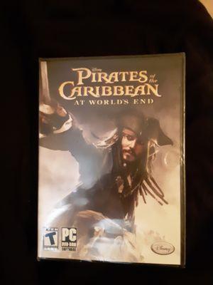 Pirates of Caribbean PC Dvd game for Sale in Progreso Lakes, TX