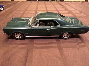 1966 Pontiac GTO - Diecast 1:18 for Sale in Montebello, CA