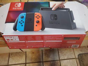 Nintendo switch for Sale in Ocean Springs, MS