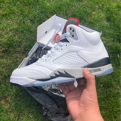 Jordan 5 Retro White Cement for Sale in Portland,  OR