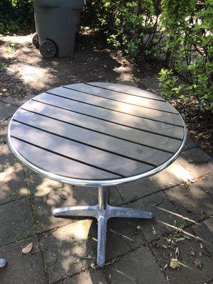 Restaurant patio table for Sale in Norfolk, VA