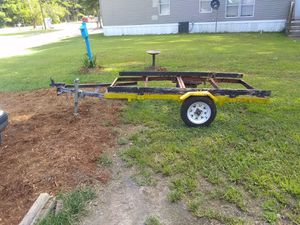 4-8 trailer inch 7/8 hitch for Sale in Zebulon, NC