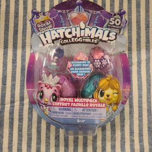 NEW Hatchimals Colleggtibles Royal Snow Ball for Sale in San Dimas, CA
