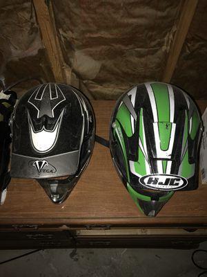 Dirt bike helmet for Sale in Medway, MA