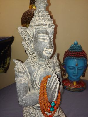 Large Praying Buddha Statue for Sale in Kissimmee, FL